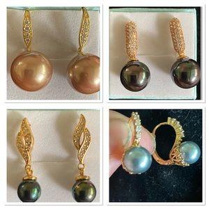 Earrings for tallyhoon